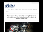 Rollies Speed Shop