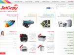 Jetcopy- מדפסות משולבות, מכונות צילום משרדיות ושירותי מחשוב לעסקים- ג'ט קופי אנחנו כאן בשבילך