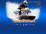 Campione del Mondo moto d acqua