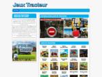 Jeux de Tracteur Gratuit Agricole en Ligne