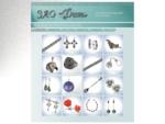Каталог - ЗАО ФИТ, Ювелирные изделия из серебра