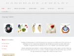Handmade jewelry Jewellery . Modern handcrafted jewelry
