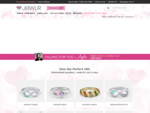 Personalized Jewelry, Mothers Rings, Infinity Rings, Birthstone Jewelry, Promise Rings | Jewlr