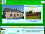 Location de vacance Les Hortensias à Névez en Bretagne Sud, chèque vacance