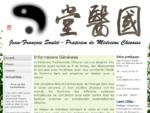 Médecine Traditionnelle Chinoise à Lyon - Jean-François Soulié