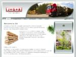 Sågverk Trävaror Timmer Avverkning Pellets Skogsvård | JGA