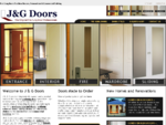 Prehung Internal And External Doors - JG Doors - Christchurch Prehung Door Specialists