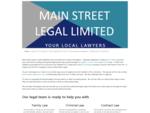 Upper Hutt Legal Firm | Lawyers