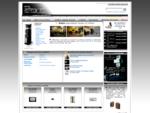 Magasin Hifi audio et video vente de matériels audio haut de gamme, home-cinema, téléviseurs HD.