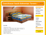 Accommodation Vodňany - Guesthouse in South-Bohemian Tavern – South-Bohemian Tavern