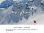 Jasper in January Festival 2013 | jasper. travel