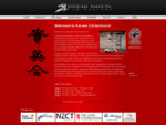 Karate Christchurch – Jitsuei Kai Karate Do - Canterbury New Zealand