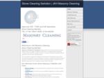Masonry cleaning in Swindon JKH Masonry Cleaning in Swindon