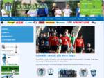 JK Tallinna Kalev | Jalgpallielamusi põlvest põlve
