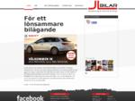 JL bilar Uffes Bil Maskinreparationer - Försäljning av Seat, Isuzu, Volkswagen, Audi. Auktoris