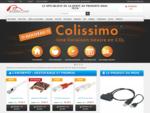 Connectique et accessoires informatique, cables audio et video, VGA et RCA... - Jlg-Discount