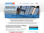 JM Solar Málaga. Laminas de Control Solar en Torremolinos - Revestimientos Sanitarios en ...
