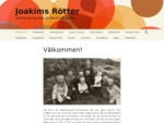 Joakims Rötter | Släktforskning från Småland och Skåne