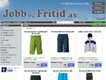 Jobb og Fritid AS - Webshop