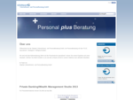 Personalberatung im Bankwesen. Stephan Personalberatung - Finanzbranche, Jobbörsenbsp; STEPHAN Un