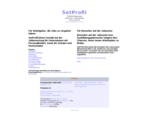 Bewerbung, Jobs, Personal und Arbeit Bewerben mit SetProfil Trägt den Lebenslauf automatisch in ...