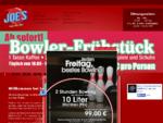 Joes Superbowling GmbH in 45472 MlheimRuhr