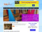 Joga - Yoga (joga položaji, joga vežbe, asane, disanje, zdrav život)