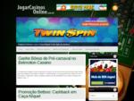Jogar Cassino Online-