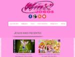JOGOS DAS WINX - Jogue aqui os melhores jogos das Winx Grátis