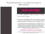 Projektowanie i aranżacja wnętrz Warszawa, architekt wnętrz online – Jojo Design