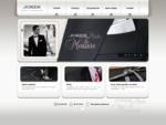 Producent męskich garniturów. Sprawdź naszą kolekcję ślubną - najwyższa jakość w atrakcyjnej cenie.