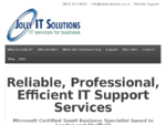 Jolly IT Solutions Ltd
