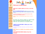 Jolly Jumps - Bouncy Castle Hire and Direct Importers of Children's Battery Powered Ride-on Toys