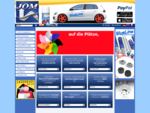 JOM Auto-Tuning, Autozubehör- und Tuning-Shop, Endschalldämpfer, Rückleuchten und vie