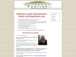Family Employment Law Specialist | Ashburton Lawyer Jon Everist