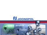 Joongpol - producent - folia bąbelkowa, pianka polietylenowa, pianka sieciowana XPE, pianka ...