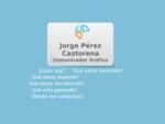 Jorge Pérez Castorena | | Diseñador Gráfico | | slider 037 | | Comunicador ...