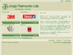 Jorge Raimundo Lda. - Representações e Distribuição - Arranhó