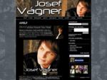 Josef Vágner - oficiální web