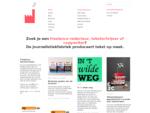 Journalistiekfabriek   Freelance webredacteur copywriter tekstschrijver
