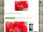 Fleurs artificielles, intemporelles, décoration d'illusion - JOURS DE PRINTEMPS Décorations florales