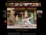 Australian Jow Ga Kung Fu Academy
