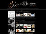 Joye Designs Jewelry - Joye Designs Stone Art Jewelry Hand Crafted in Vancouver
