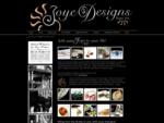 Joye Designs Jewelry - Joye Designs Stone Art Jewelry Hand Crafted in Vancouver