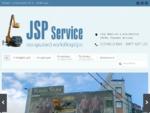 Aνυψωτικά Καλαθοφόρα JSP service
