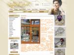 Sklep Jubilerski Pierscionki Obraczki Naprawy biżuterii