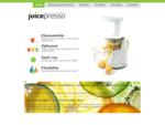 Odšťavňovače a juicery COWAY JuicePresso