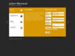 Julien Marsaud consultant e-marketing |