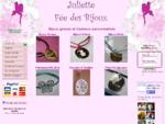 Bijoux gravés et cadeaux personnalisés - Juliette Fée des Bijoux -