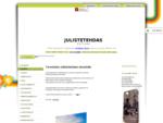 Tervetuloa Julistetehtaan sivustolle